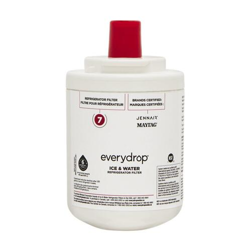 everydrop® Refrigerator Water Filter 7 - EDR7D1 (Pack of 1)