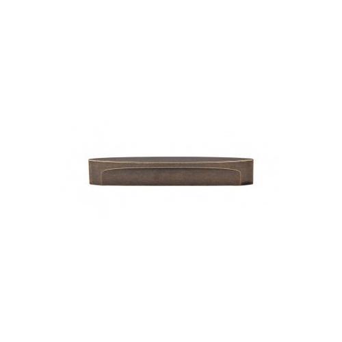 Oval Long Slot Pull 5 Inch (c-c) - German Bronze