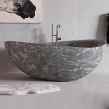 See Details - Papillon Bathtub Cumulo Granite