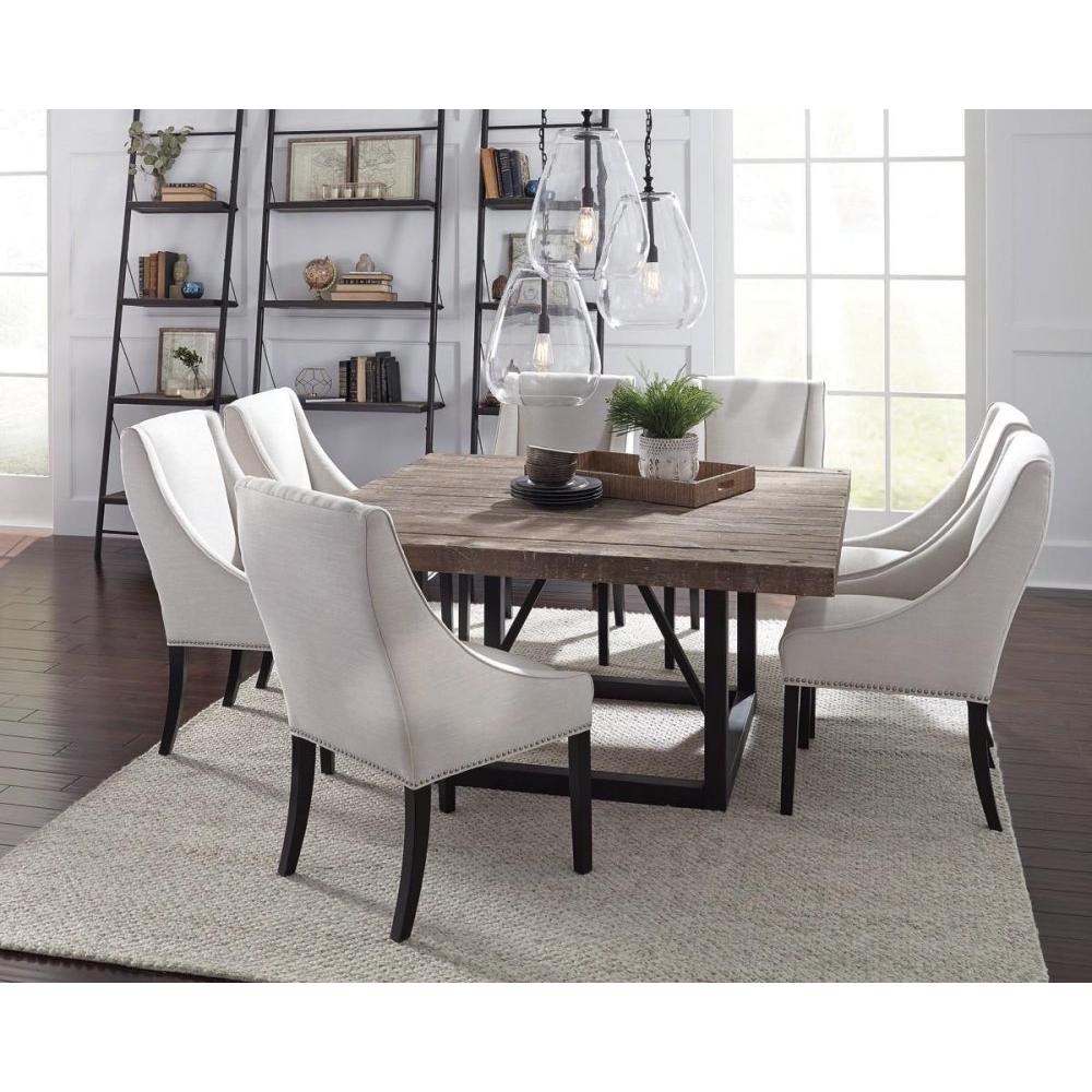 """Messina 60"""" Square Dining Table"""