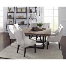 "Messina 60"" Square Dining Table"