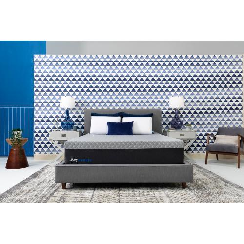 "Hybrid - Essentials Collection - 12"" Hybrid - Mattress In A Box - King"