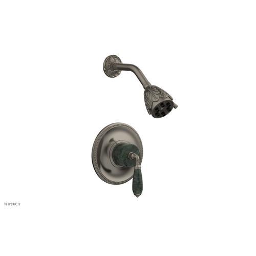 VALENCIA Pressure Balance Shower Set PB3338F - Pewter