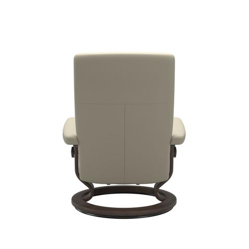 Stressless By Ekornes - Stressless® Dover (S) Classic chair with footstool