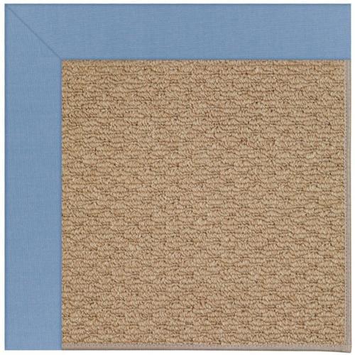 "Capel Rugs - Creative Concepts-Raffia Canvas Air Blue - Rectangle - 24"" x 36"""