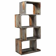 See Details - Idris Shelving Unit in Grey