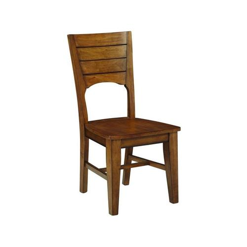 Gallery - Canyon Full Chair in Pecan