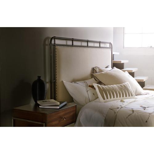 Hooker Furniture - Studio 7H Slumbr King Metal Upholstered Bed