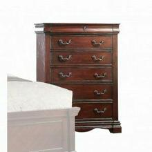 ACME Estrella Chest - 20736 - Dark Cherry