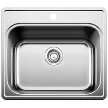 Essential Laundry (1-hole) - Stainless Steel Refined Brushed Finish