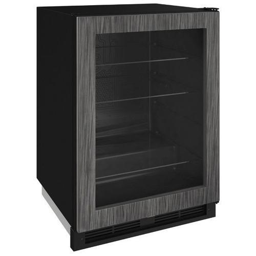 "1224rgl 24"" Refrigerator With Integrated Frame Finish (115 V/60 Hz Volts /60 Hz Hz)"