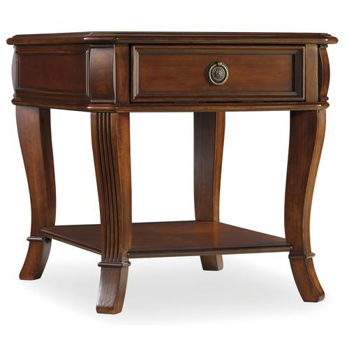 Hooker Furniture - Brookhaven End Table
