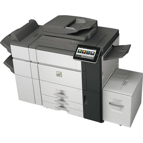 MX-7580N 75 ppm B&W and Color networked digital MFP
