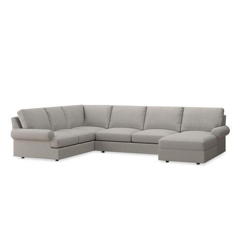 Bryant U-Shaped Sectional