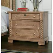 Night Stand - 3 Drawers
