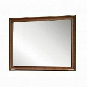 ACME Konane Mirror - 20457 - Brown Cherry