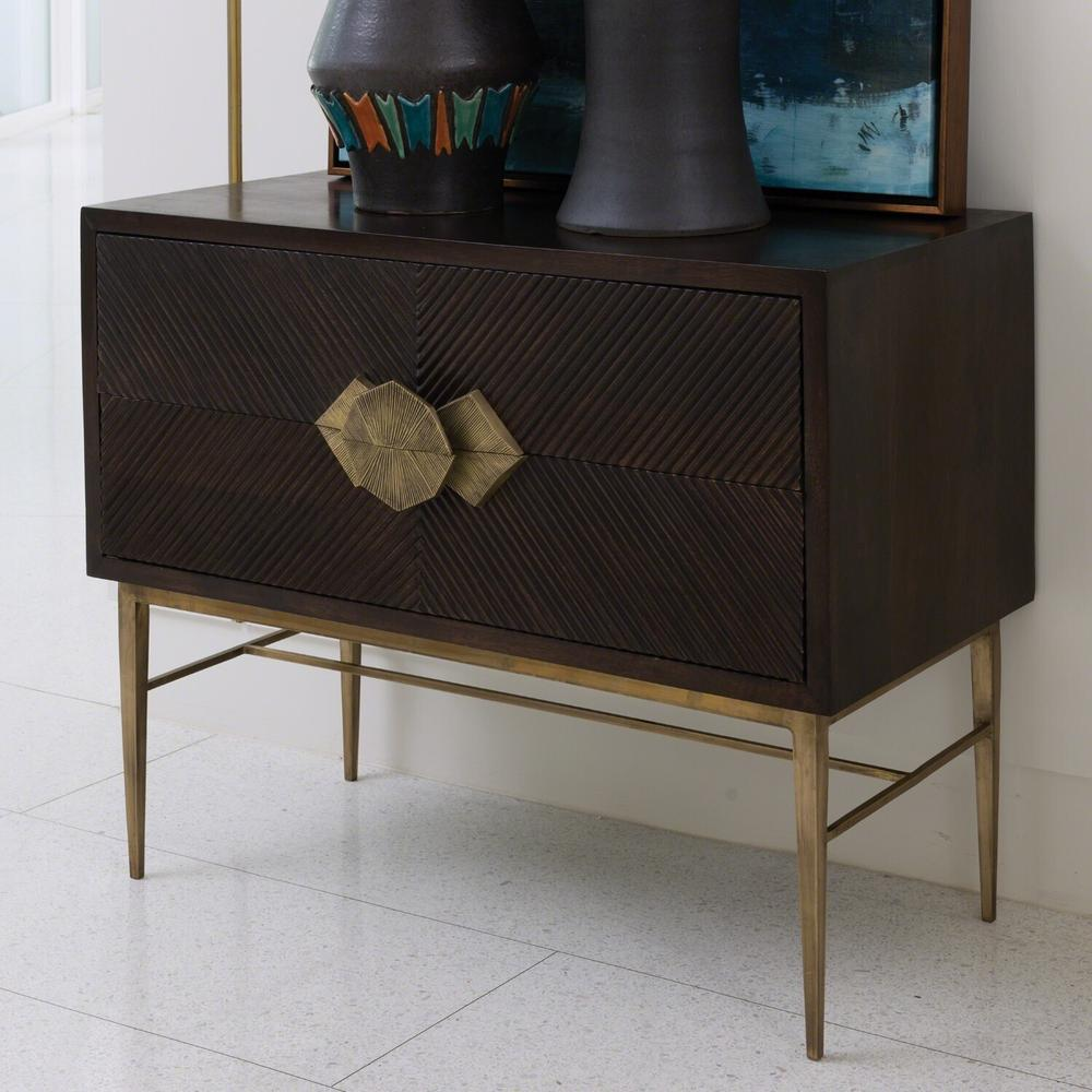 See Details - Galapagos Two-Drawer Chest