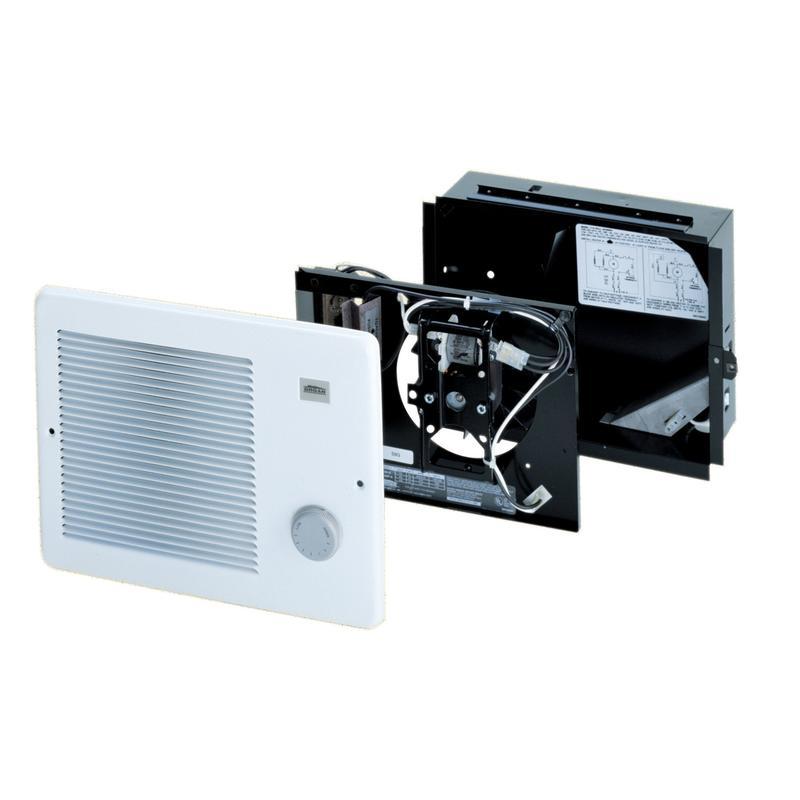 Broan® Wall Heater, 500/1000W 120VAC, 750W 208VAC, 1000W 240 VAC