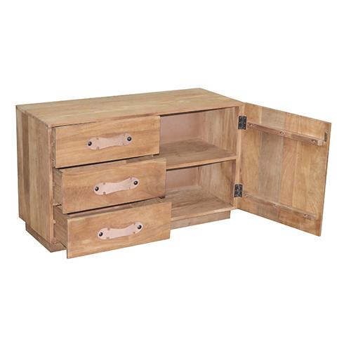 Gallery - Console/Dresser - Reclaimed Tuscan Finish