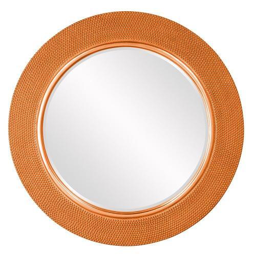 Howard Elliott - Yukon Mirror - Glossy Orange