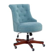 Sinclair Office Chair Aqua