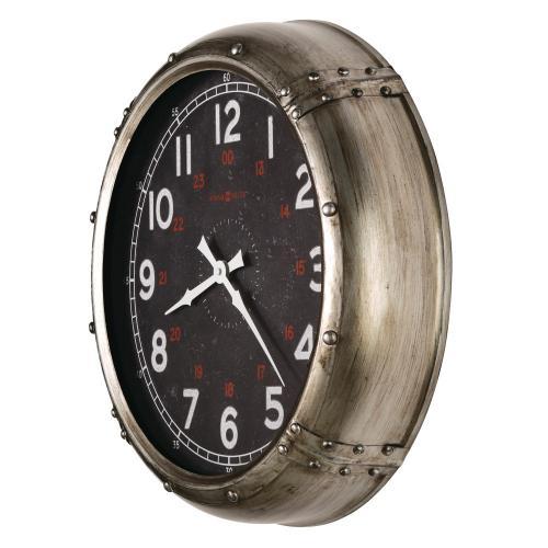 Howard Miller Riggs Oversized Wall Clock 625717