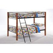 Dandelion Twin Twin Bunk Bed (FRAME ONLY)