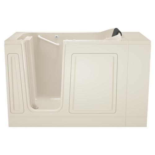 Luxury Series 28x48-inch Whirlpool Walk-in Tub  Left Drain  American Standard - Linen