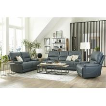 See Details - WHITMAN - VERONA AZURE - Powered By FreeMotion Power Reclining Collection