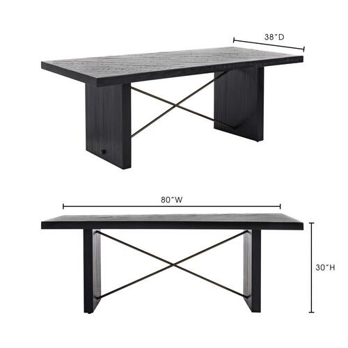 Moe's Home Collection - Sicily Dining Table