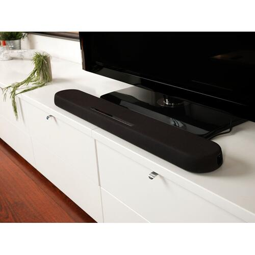 Sound Bar with Built-in Subwoofers