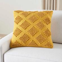 """See Details - Life Styles Gc103 Yellow 18"""" X 18"""""""