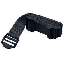 Safety Belts for Flat Panel Component Shelves