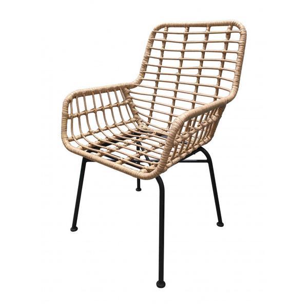 Lyon Dining Chair Natural