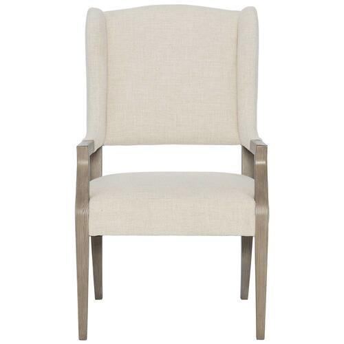 Santa Barbara Dining Arm Chair in Sandstone (385)