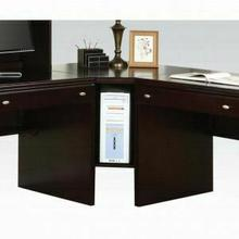 ACME Cape Corner Desk - 92033 - Espresso