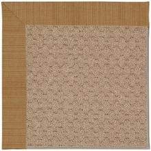 "Creative Concepts-Grassy Mtn. Dupione Caramel - Rectangle - 24"" x 36"""