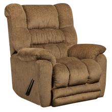 Contemporary Temptation Fawn Microfiber Rocker Recliner