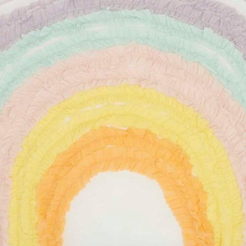 "Plush Cr894 Multicolor 12"" X 18"" X 4"" Freeform Pillow"