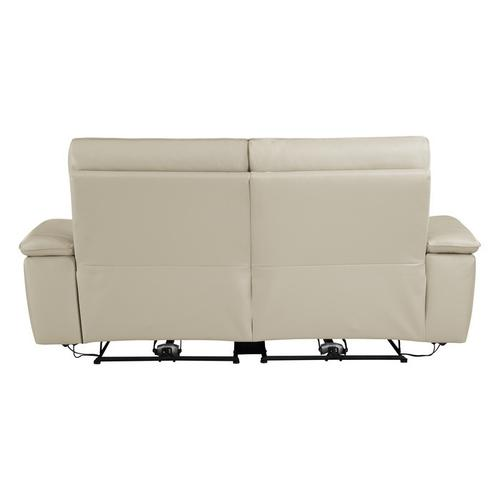 Gallery - Power Double Reclining Love Seat with Power Headrests