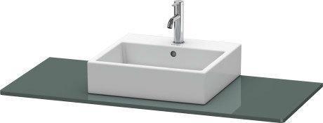 Console, Dolomiti Gray High Gloss (lacquer)