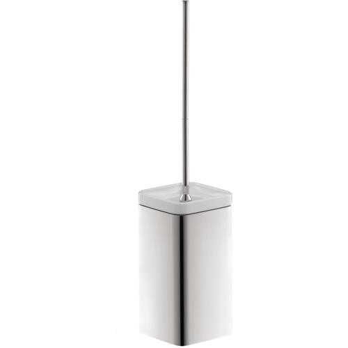 AXOR - Chrome Toilet Brush with Holder Wall-Mounted