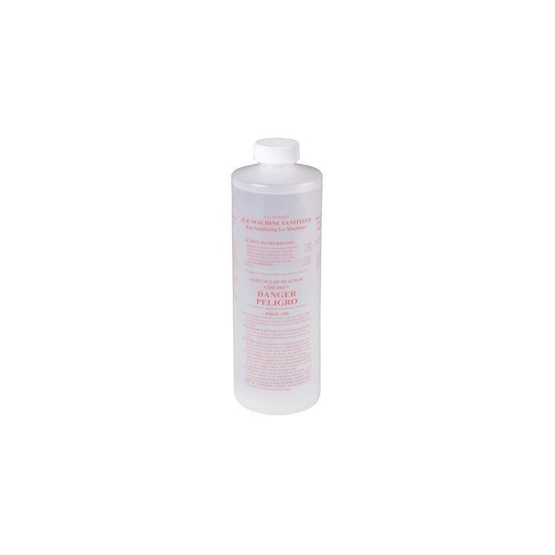 Sanitizer For Undercounter Ice Maker