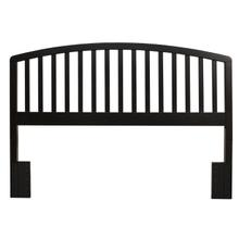 Carolina Full/queen Headboard, Black
