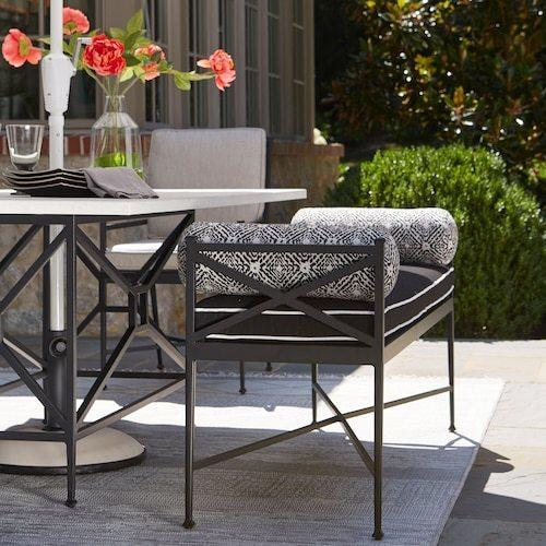 Florence Backless Dining Chair