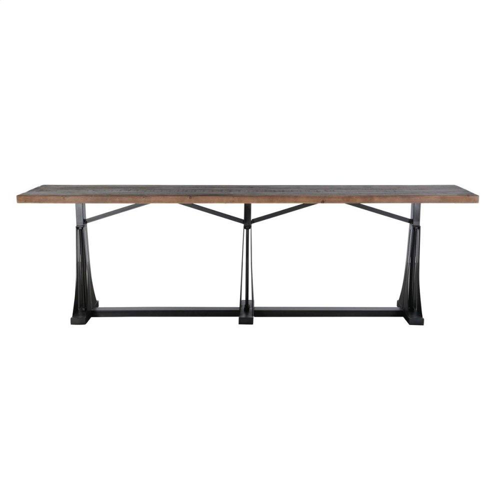"Elmira 118"" Gathering Table"