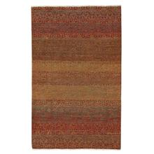 Pinnacle Coral Hand Knotted Rugs