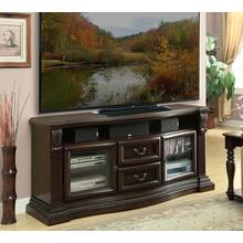 See Details - BELLA 67 in. TV Console with power center