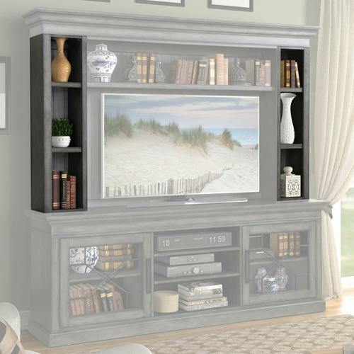 SUNDANCE - SMOKEY GREY Hutch Piers