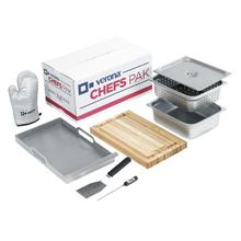 CHEFS PAK - 8 Piece Accessory Kit - 25 lbs.